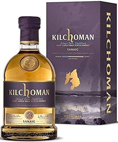 Kilchoman Sanaig Single Malt Whisky, 700 ml
