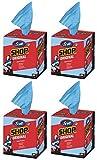 Scott Kimberly-Clark 75190 Shop Towels, 10' x 12', Blue (1 Box of 200) (1 Box of 200 Towels (4 Boxes), Blue (4 Boxes))