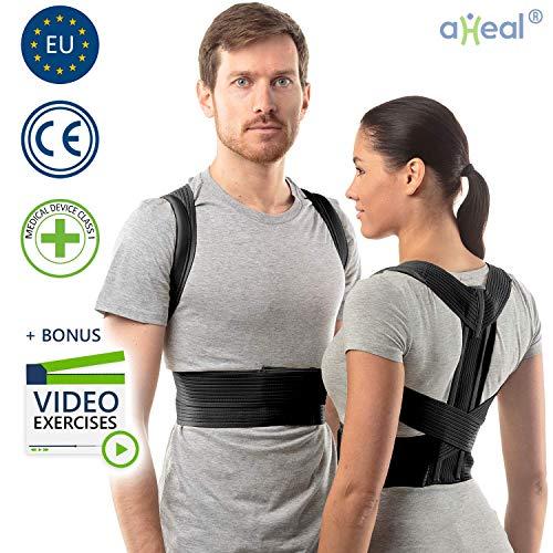 Correcteur de posture par aHeal | Redresse posture...