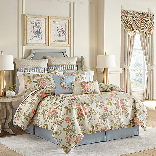 Croscill Carlotta Comforter Set, King, Multicolor