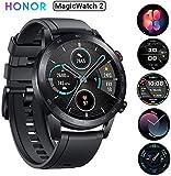 HONOR Smartwatch MNS-B19 Magicwatch 2 Orologio Fitness Impermeabile Uomo Donna Da 46 Mm,Cardiofrequenzimetro da Polso Contapassi Smartband Activity Tracker