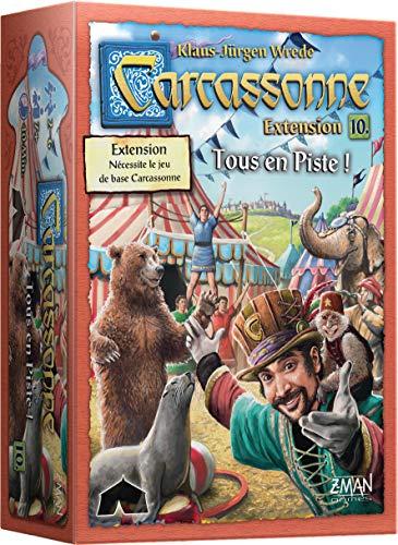 Carcassonne–Ext. 10Todos en pista , color/modelo surtido