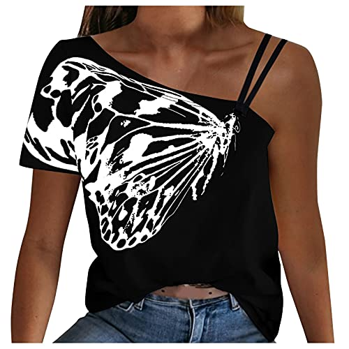 Plus Size Women Summer Tops Color Block Crew Neck Blouse Leopard Print Hot Pink Tee Shirts
