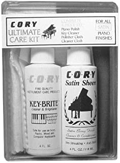 Cory Ultimate Care Kit For Pianos with Satin Finishes