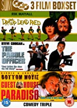 Drop Dead Fred/Guest House Paradiso/The Parole Officer [UK import, Region 2 PAL]