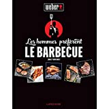 WEBER Livre de recettes 'Les hommes préferent le barbecue'