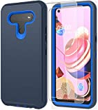ComoUSA Compatible with LG K51 Case, with HD Screen