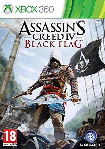 Xbox 360 Assassin's Creed IV: Black Flag - Xbox One Compatible