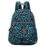 Fannyfuny bolsos para Mujer Hombre Unises Mochilas de Moda Nylon Adulta Vestir Bolso de Viaje Playa Diario Messenger Bag Backpack de Gran Capacidad