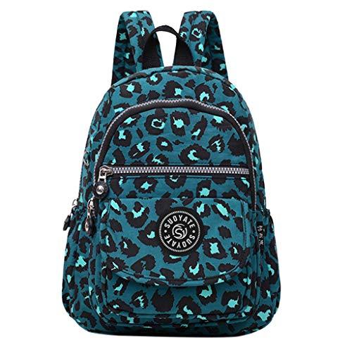Qiuday Mädchen Schulrucksack Daypack Damen Teenager Reise Schultasche Laptop Backpack für Schule Unisex Rucksack Frau Mann Casual Material ist wasserdicht Reise diebstahl geeignet leichte wandern
