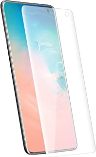 Compatible Samsung Galaxy S10/S10 plus/S10e Clear Soft Hydrogel Film TPU Screen Protector,0.15mm Slim 3D Edge HD Screen,Bubble-Free,Anti-Fingerprint by Guesthome