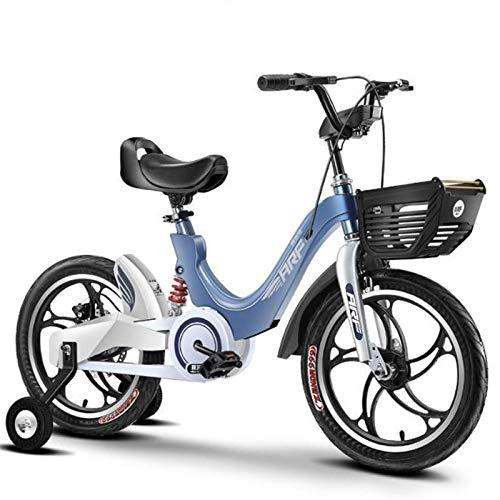 Bici Bambini Bici Bimbo Bicicletta Bambini Bambini Bambini Bambino della bici della bicicletta, magnesio formazione della bici della lega del bambino della bicicletta del motorino for 3-8 anni, nel fo