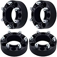 GDSMOTU 4pc Hubcentric Wheel Spacers for Toyota 6 Lug, 2