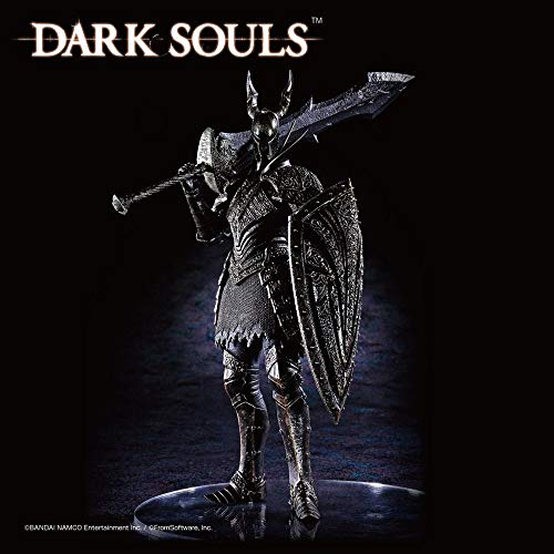 Banpresto Dark Souls Black Knight Sculpt Collection Vol 3 Figura 20 cm