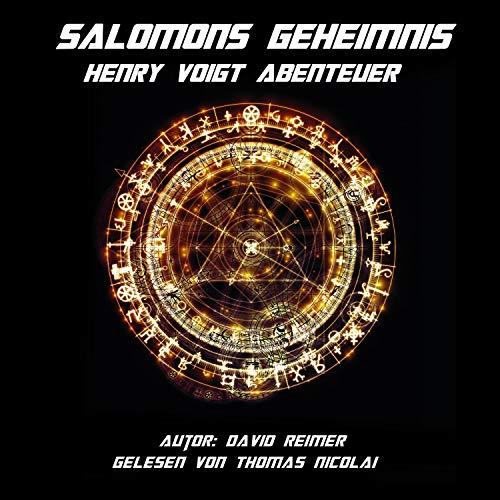 Salomons Geheimnis Titelbild