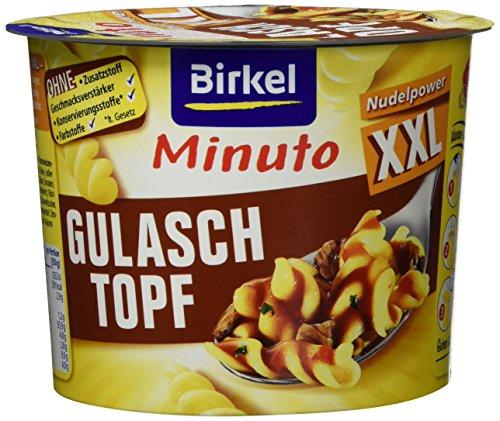 Birkel Minuto XXL Gulasch-Topf, 6er Pack (6 x 80 g)