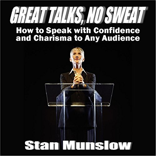 Great Talks, No Sweat cover art