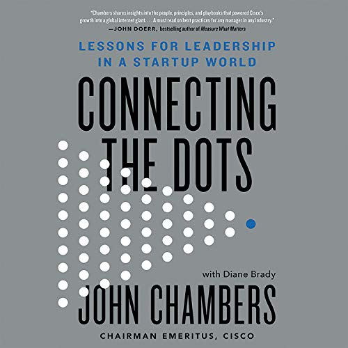 Connecting the Dots Audiobook By John Chambers,                                                                                        Diane Brady cover art
