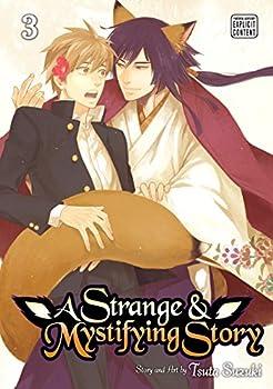 A Strange and Mystifying Story Vol 3  Yaoi Manga