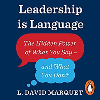 Leadership Is Language cover art