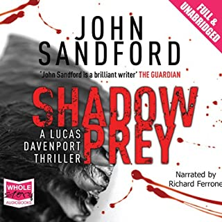 Shadow Prey cover art