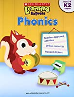 Phonics: Ages 5-6, K2 English (Scholastic Learning Express)