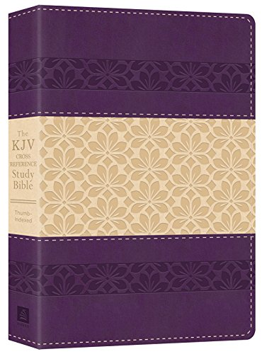 The KJV Cross Reference Study Bible - Indexed [purple]