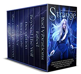 Strange: Not Your Normal Paranormal by [Christine Pope, Pippa DaCosta, Stacy Claflin, Sara C. Roethle, Becca Mills, Laekan Kemp, Mark E. Cooper]