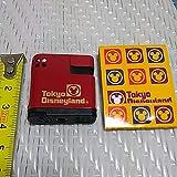 東京ディズニーランド オイルライター PRINCE Cute PAIP JAPAN ZIPPO ジッポ ジッポー おまけの非売品マッチ付き 昭和レトロ TDR
