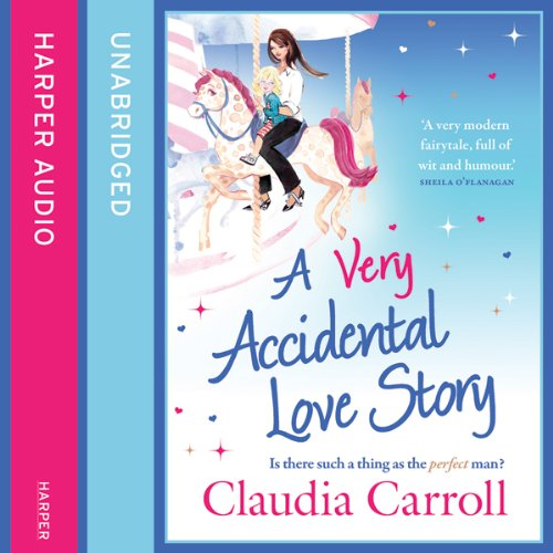 A Very Accidental Love Story audiobook cover art