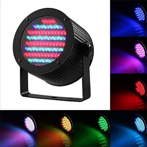 86 RGB-Lichterkette DMX-512 LED-Bühnenbeleuchtung für Partyshow-Disco-Bühnenbeleuchtung (14x13x16.5cm)