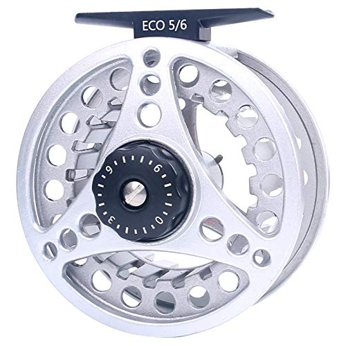 MAXIMUMCATCH M ECO Fly Reel Large Arbor with Diecast...