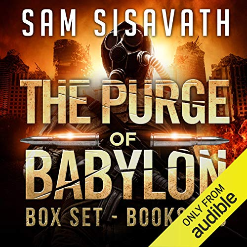 The Purge of Babylon Series Box Set: Books 1-3 audiobook cover art