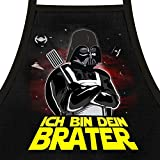 Shirtoo Grillschürze/Kochschürze - Ich Bin Dein Brater