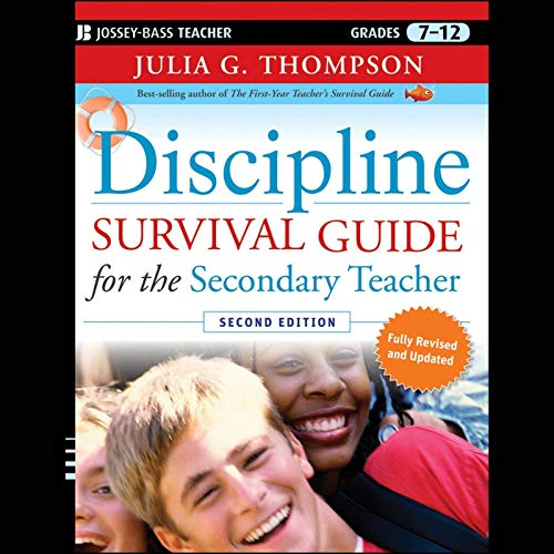 Discipline Survival Guide for the Secondary Teacher, 2nd Edition Titelbild