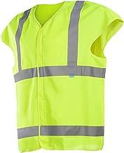 Lot de 10 M haute visibilit/é Haute Visibilit/é Jaune Sioen 3867/a2mbefy1/m cartura T-shirt pour homme