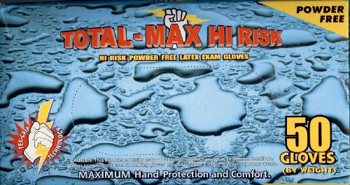 Emerald 4601-B High Risk Latex Gloves