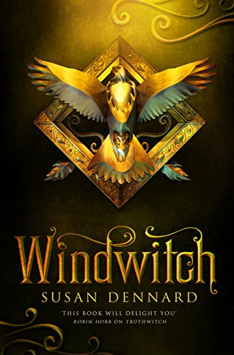 Windwitch (The Witchlands Series) (English Edition)