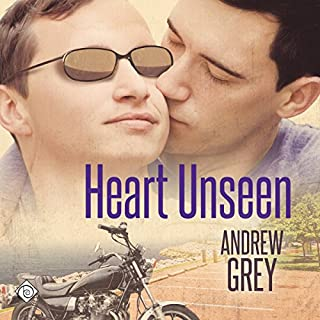 Heart Unseen audiobook cover art