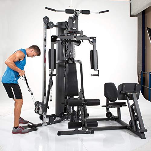 Finnlo 3946 Leg Press, Nero