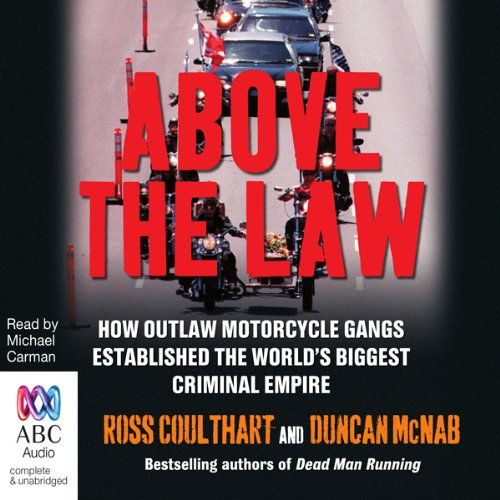 Above the Law Titelbild
