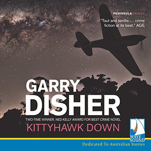 Kittyhawk Down audiobook cover art