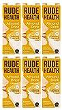Rude Health Bebida de Almendras con Arroz Ecológica - Vegano, Vegetariano - Paquete de 6 x 1000 ml