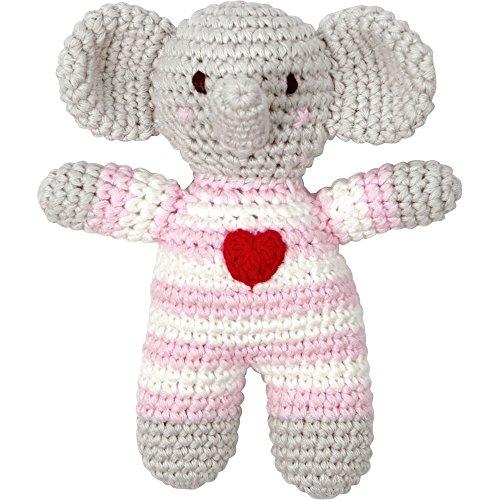 Häkel-Rassel Elefant