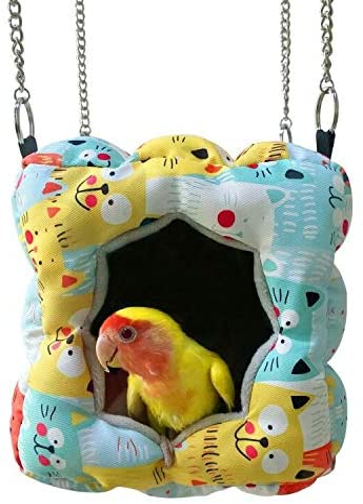 KINTOR Sale SALE% OFF Warm Max 64% OFF Bird Nest Snuggle Tent Parrot Habitat Cave Be Wintor
