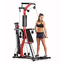 Best home gym review for Bowflex PR3000 system