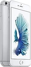 Apple iPhone 6s Plus Silver 128GB SIM-Free Smartphone (Renewed)