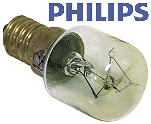 Bombilla para horno ELECTROLUX, KÜPPERSBUSCH, alpeninox, Angelo Po, bertos