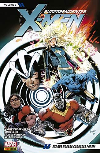 Surpreendentes X-Men Volume 3