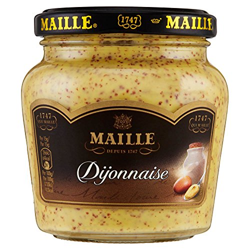 Maille Dijonnaise, Senape all'Antica e Maionese, Maille